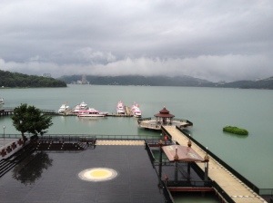 The spectacular Sun Moon Lake