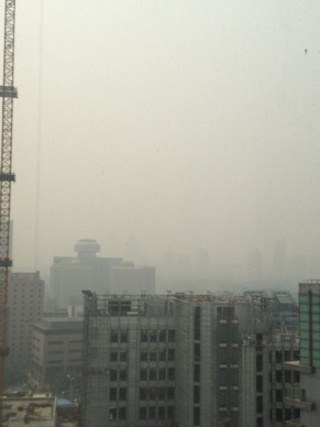 AQI 215. CBD is still out there, you just can't see it anymore