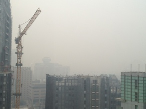 An this is AQI 400! This is the worst I have captured so far. But the best is yet to come in January, am sure