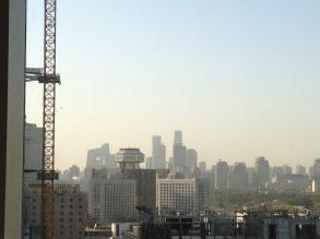 No longer Good air quality, but still pretty good for Beijing at AQI 70